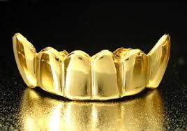 دندان طلا!!